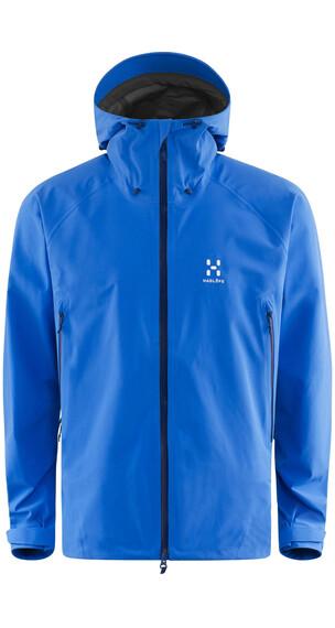 Haglöfs M's Rocker Jacket VIBRANT BLUE